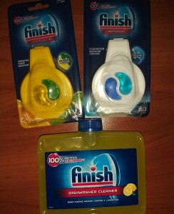 Finish Zapach do Zmywarki Lemon Scent Control
